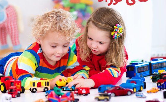 بازی با نوزاد و مهارتهای نوزاد